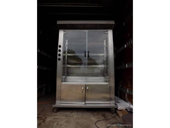 Rotisor pe gaz pentru pui Mutfakçı MLP100