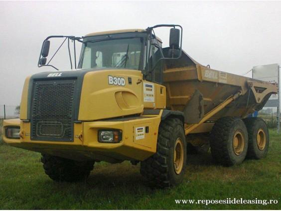 Dumper BELL B30D din 2006