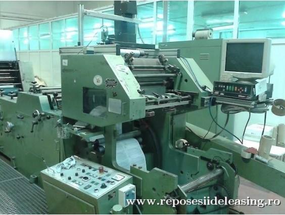 Mașină de tipărit în mod continuu Müller Martini Standard 2040