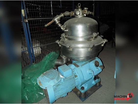 Separator bio-diesel Alfa Laval BRPX 213SGV 34