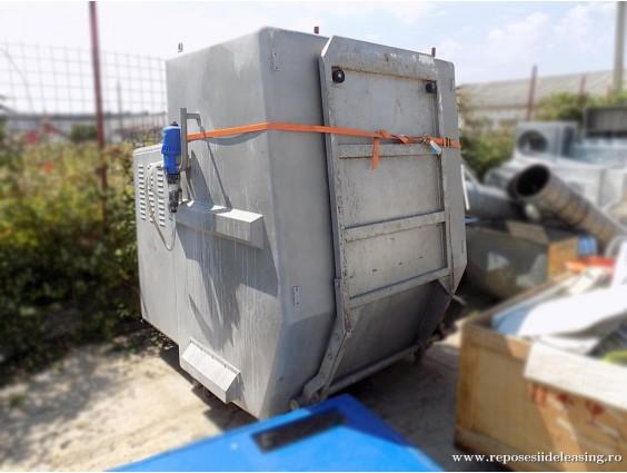 Mașină de spălat cărucioare de carne Roser AL-604 din 2007